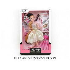 кукла длинный волос3363-111ТК134388