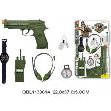 военный набор34380ТК134397