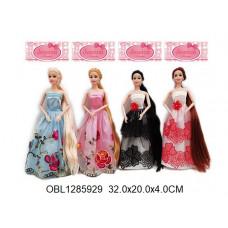 кукла длинный волос 4 видаYT2476ТК134537