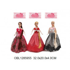 кукла длинный волос 3 видаYT2486ТК134544