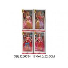 кукла длинный волос 4 видаDX511ТК134574