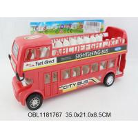 автобус двухэтажный инерц.018-54ТК134842
