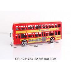 автобус двухэтажный инерц.XY819ТК134851