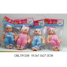 кукла пупс 4 вида042-2AТК134934