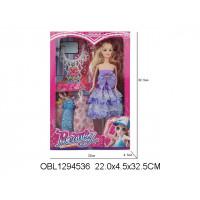 кукла с платьями9322-3ТК135240