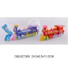 паровоз с веревкой 3 цвета106Aтк135086