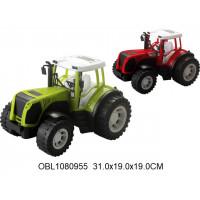 трактор инерц. 2 цвета0488-200тк135225