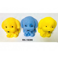 """Сквиш """"Щеночек"""" 6 шт в упаковке 3 вида размер 10 смОКRK-19399"""