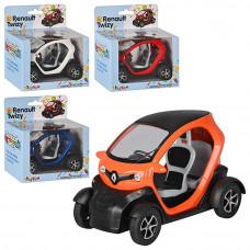 1:18 Renault Twizy микро-электокар (инд.коробка)БТ5111WKT24, 96