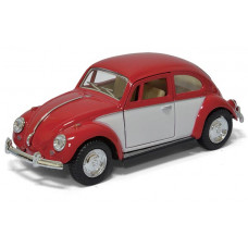 1:24 1967 Volkswagen Classical Beetle крашенные двериБТ7002DCKT6, 72