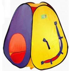 Палатка для детей Пирамида в сумке 74х74х97смОК5003