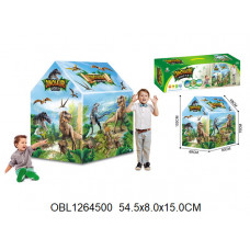 палатка домик динозавры21-036ТК133516