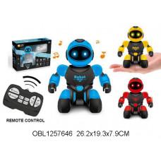 робот р.у. 3 цвета21-035ТК134372