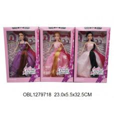 кукла длинный волос 3 видаHH128ТК133942