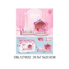 домик DIYBY-3003ТК133902