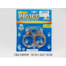 наручники металл.1807/328ТК133802