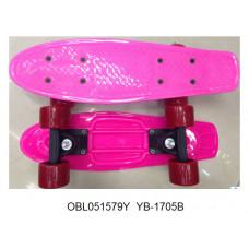скейт колеса PVCYB-1705Bтк132258