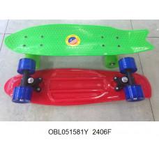 скейт колеса PVC2406Fтк132271