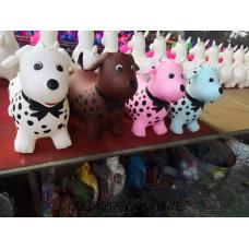 собака надувная  1300 г 4 цвета 25619-7Eтк132582